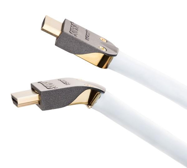 Supra HDMI - HDMI Kabel MET - S/B