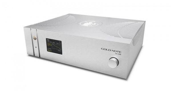 Gold Note PH-1000 - Phono Voverstärker