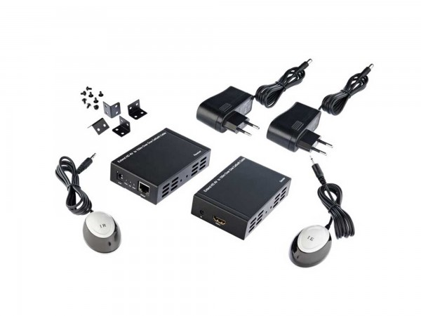 InAkustik Exzellenz HDMI / CAT6 Extender Set