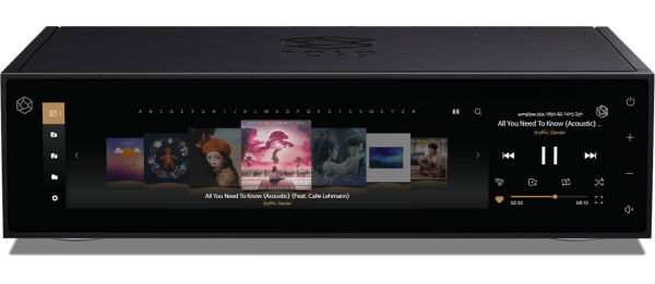 Rose RS150 - Netzwerkplayer