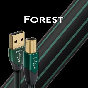 Audioquest Forest USB 2.0 A - B
