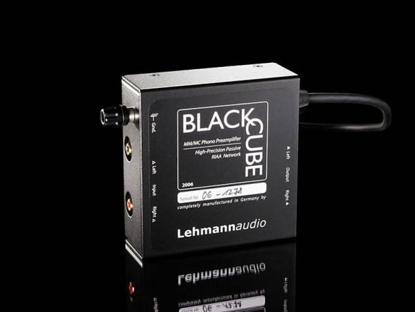 Lehmannaudio Black Cube