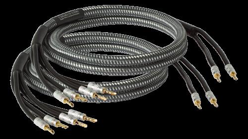 Goldkabel Edition CHORUS Bi-Wire