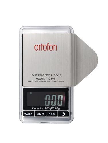 Ortofon DS-3 digitale Tonarmwaage
