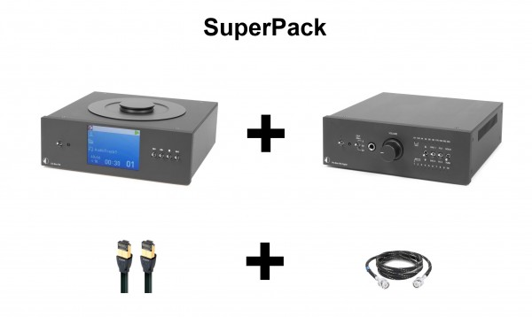 Pro-Ject CD Box RS und Pre Box RS Digital SuperPack