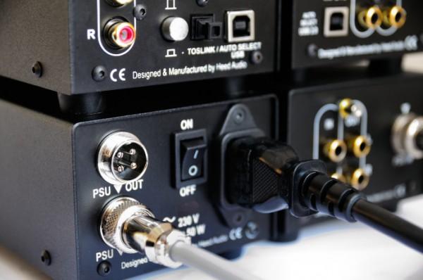 Heed Modular Q-PSU - Netzteil
