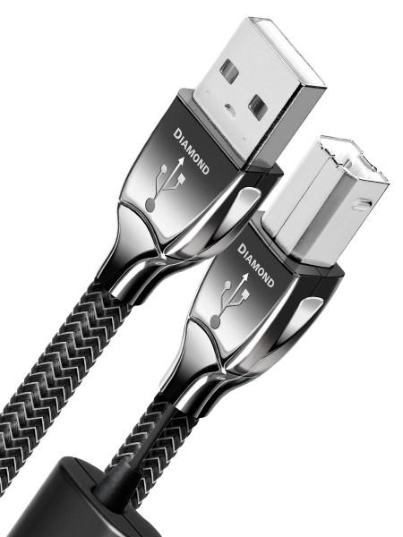 Audioquest Diamond USB 2.0 A - B 72V DBS