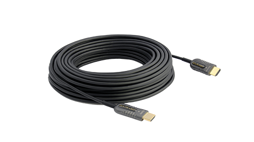 Goldkabel HDMI AOC (Active Optical Cable)