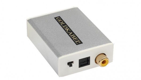 Goldkabel Digital-Analog-Wandler MKIII
