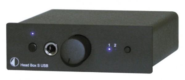 Pro-Ject Head Box S USB