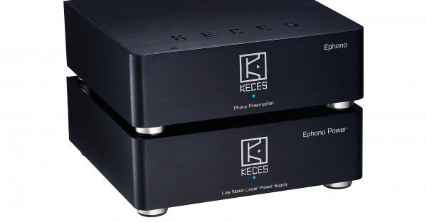 Keces Ephono - Phonovorverstärker inkl. EphonoPower