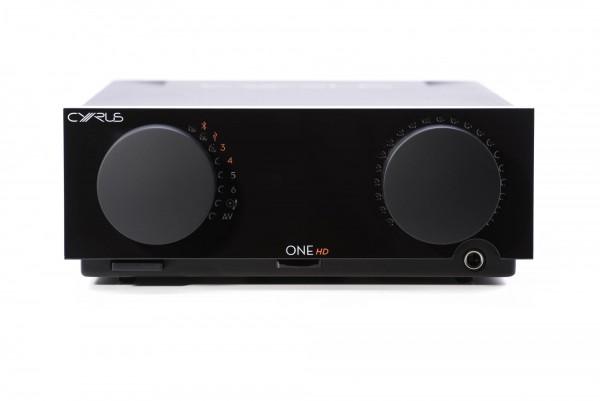 Cyrus ONE HD Bundle (Cyrus ONE HD + Linear Speaker)