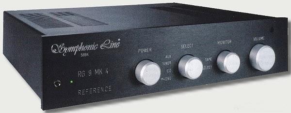 Symphonic Line RG9 MK4 Reference HD