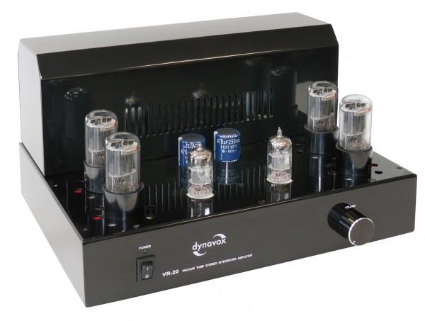 Dynavox Röhrenvollverstärker VR-20