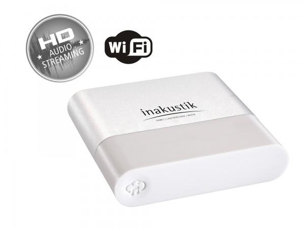 InAkustik Premium WiFi Audio Streaming-Receiver