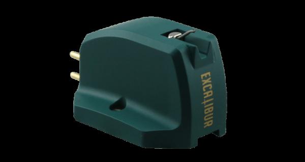 Excalibur Green - MC Tonabnehmer