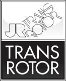 Transrotor Design-Ständer mit Besen für ZET-Modelle