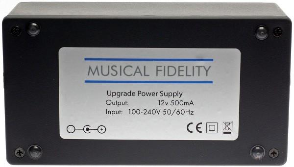 Musical Fidelity UPS MX-VYNL und V-90 - Aufrüst Netzteil