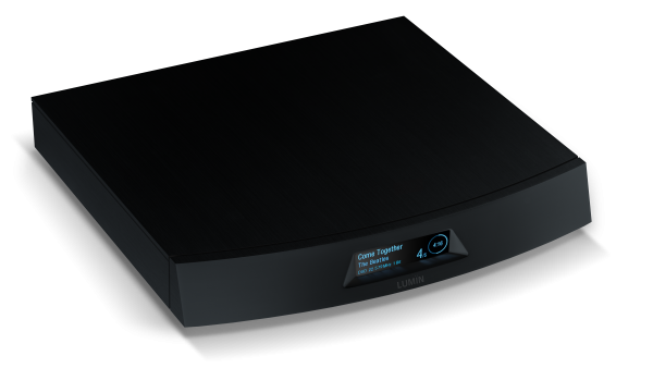 LUMIN T2 - Streamer inkl. DAC