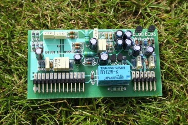 Heed Dactilus 1 D/A board