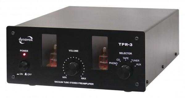 Dynavox Röhrenvorverstärker TPR-3