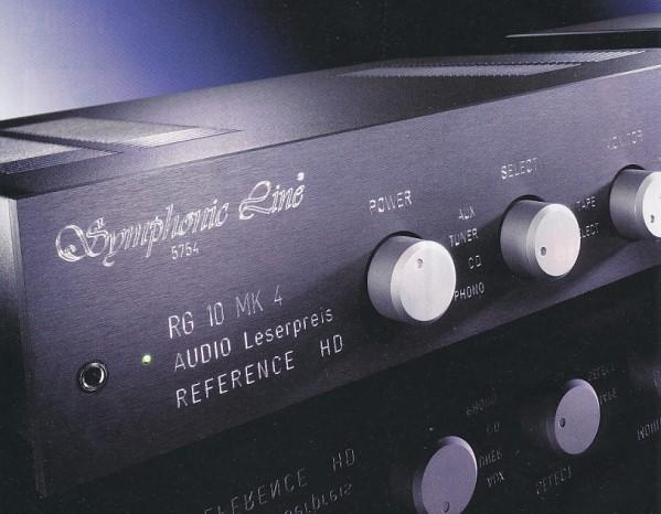 Symphonic Line Umbaupaket RG9 und 10 Reference auf Version HD