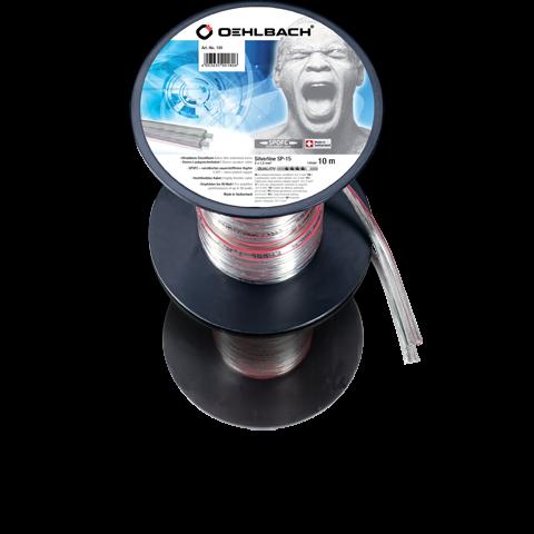 Oehlbach Silverline SP-15 Lautsprecherkabel