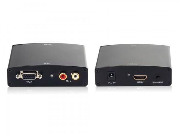InAkustik HDMI Konverter