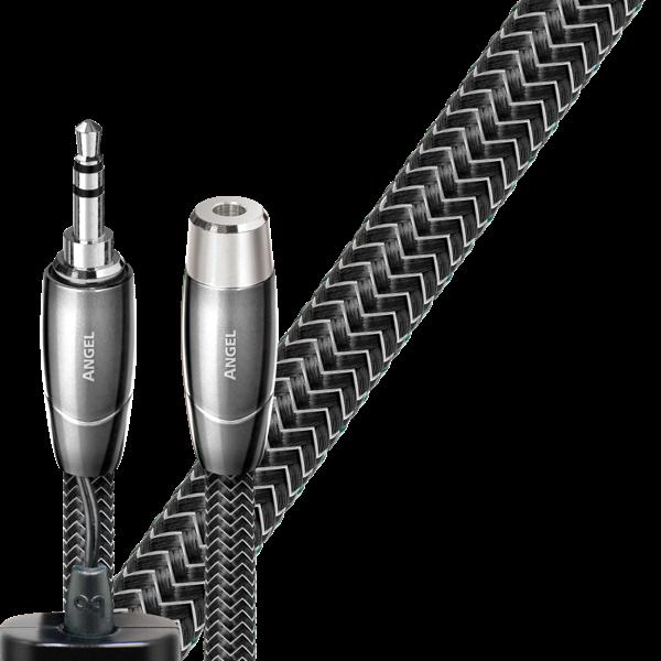Audioquest Angel 3.5mm Klinke auf 3.5mm weiblich mit 72V DBS