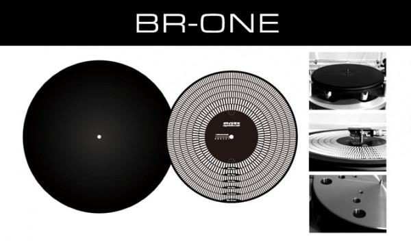 Oyaide BR-ONE Plattentellerauflage
