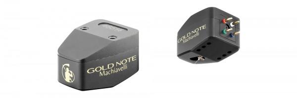 Gold Note Machiavelli MK II - Tonabnehmer