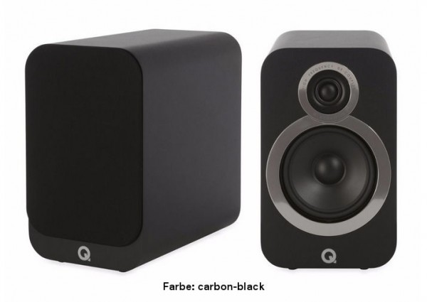 Q-Acoustics 3020i - Carbon Black