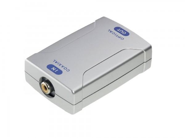 InAkustik Premium Audio Konverter Coaxial Toslink