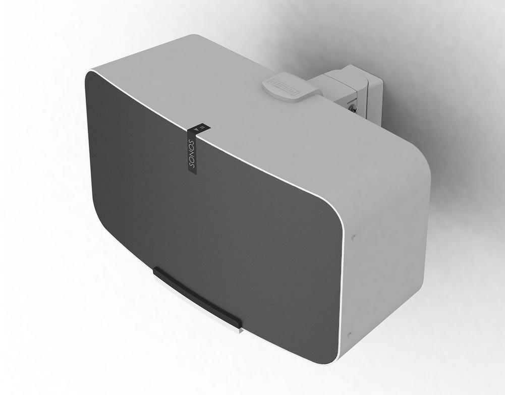 flexson wandhalterung sonos play 5 neue version. Black Bedroom Furniture Sets. Home Design Ideas