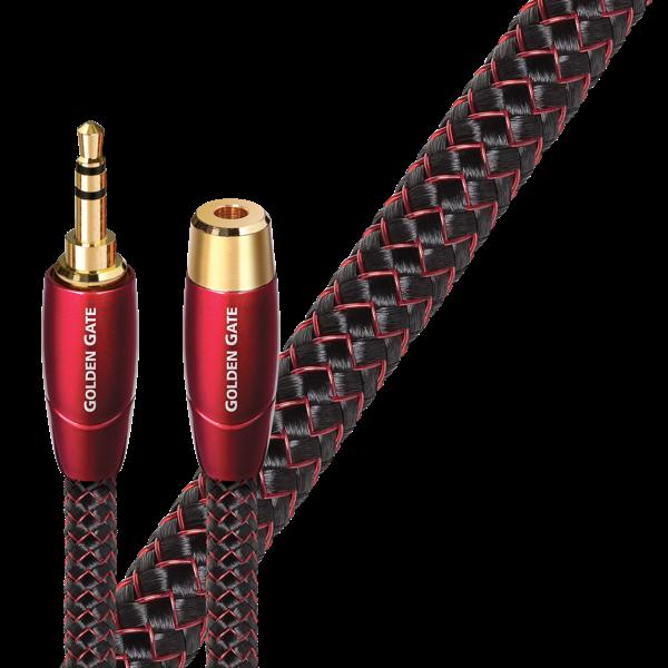 Audioquest Golden Gate 3.5mm Klinke auf 3.5mm weiblich