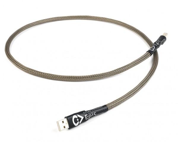 Chord Epic USB A-B 1m