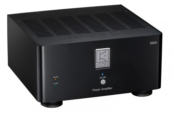 Keces S300 - Stereo Power Amplifier