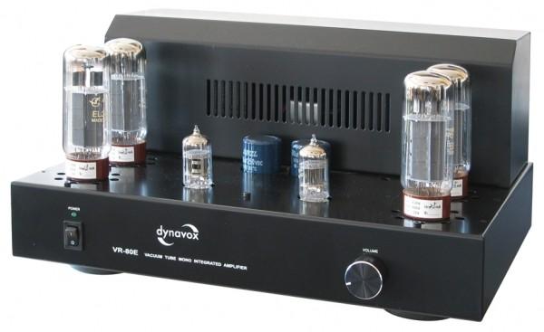 Dynavox Röhren-Mono-Vollverstärker VR-80E
