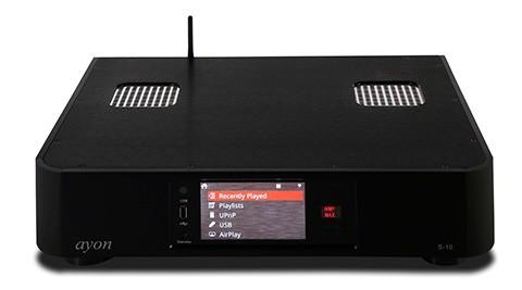 Ayon Audio S-10 II XS - Streamer inkl. DA-Wandler
