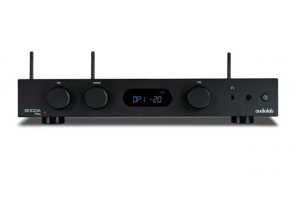 Audiolab 6000 A Play - Streamer