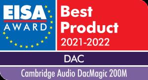 EISA Award Cambride Audio Dac Magic 200M