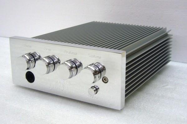 Transrotor Kopfhörerverstärker mit Klangregelung
