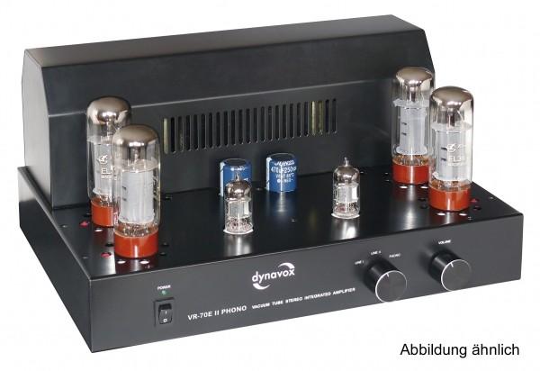Dynavox Röhrenvollverstärker VR-70E II Phono