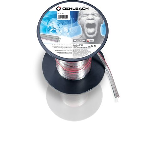 Oehlbach Silverline SP-25 Lautsprecherkabel