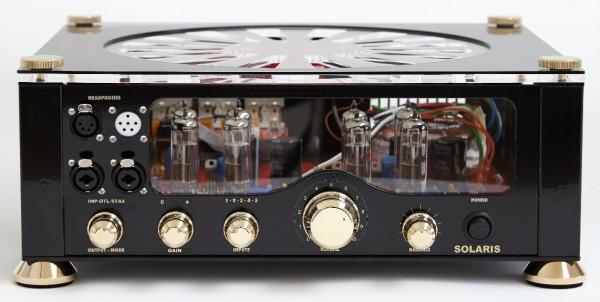 Audiovalve Solaris - Kopfhörerverstärker