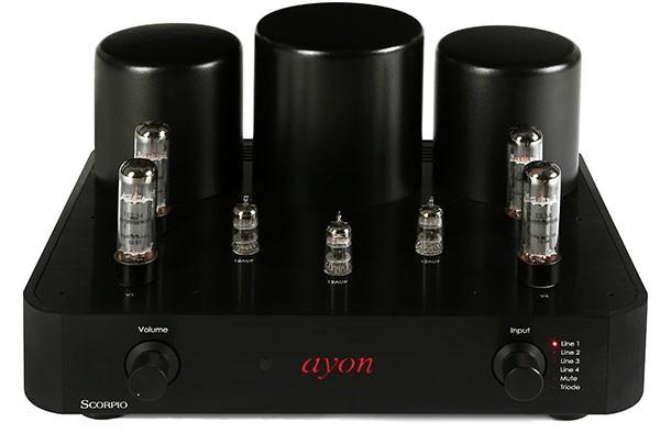 Ayon Audio SCORPIO II XS - Vollverstärker