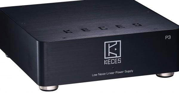 Keces P3 Dual DC Netzteil