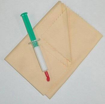 Transrotor Acryl-Polier-Set