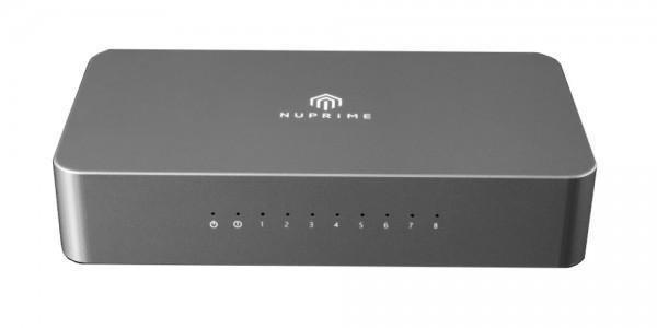NuPrime Omnia SW-8 Netzwerkswitch