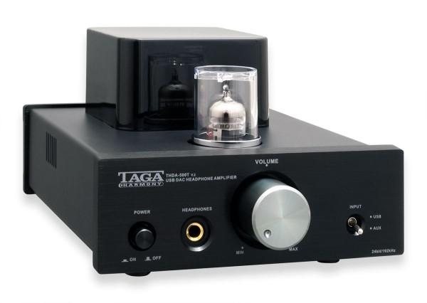 Taga THDA-500T v.2 - Kopfhörerverstärker